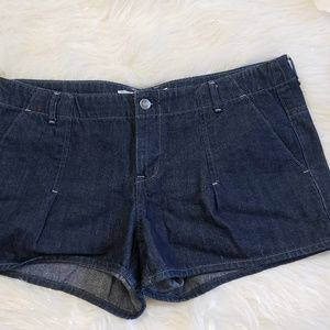 Old Navy Lowest Rise Jean Shorts